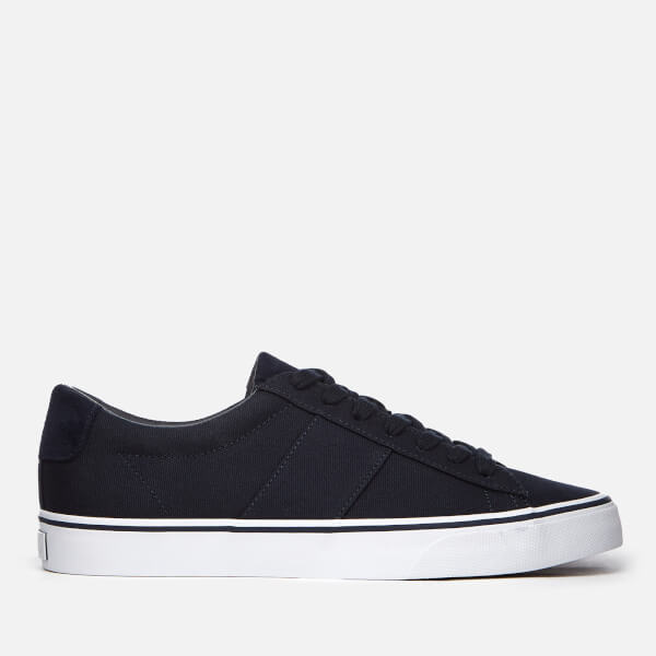 Polo Ralph Lauren Men's Sayer Canvas Trainers - Aviator Navy