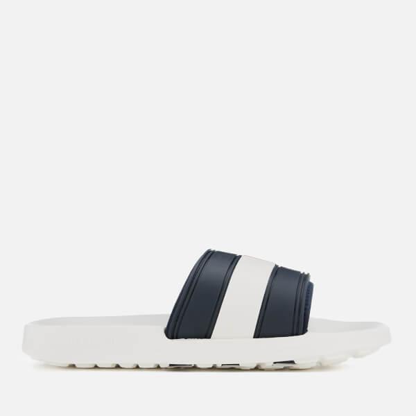 9e45b0973 Tommy Hilfiger Men s Splash Slide Sandals - White  Image 2
