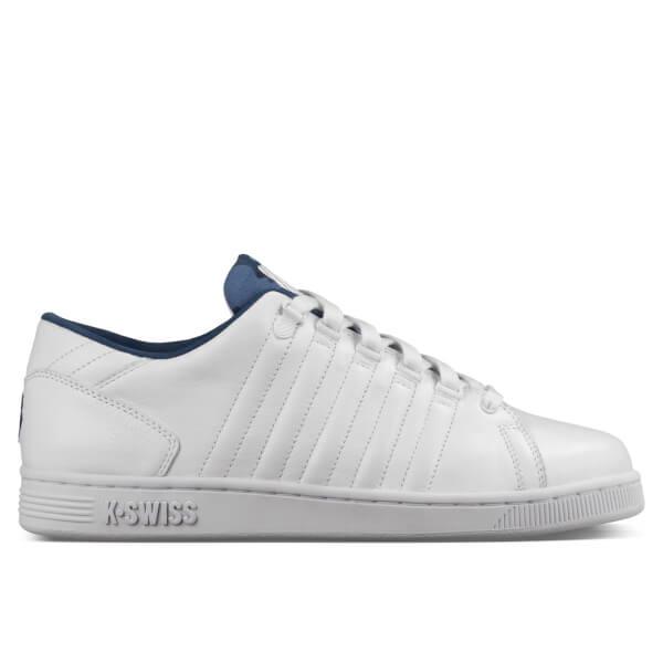 K-Swiss Men's Lozan III TT Trainers - White/Ensign Blue/Camo