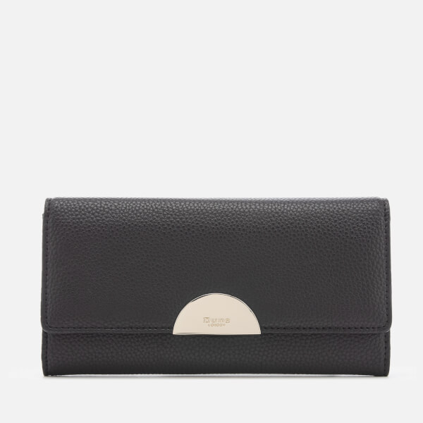 Dune Women's Kaandelion Long Purse - Black