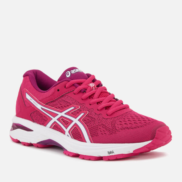 Asics Running Women's GT-1000 6 Trainers - Pink: Image 11