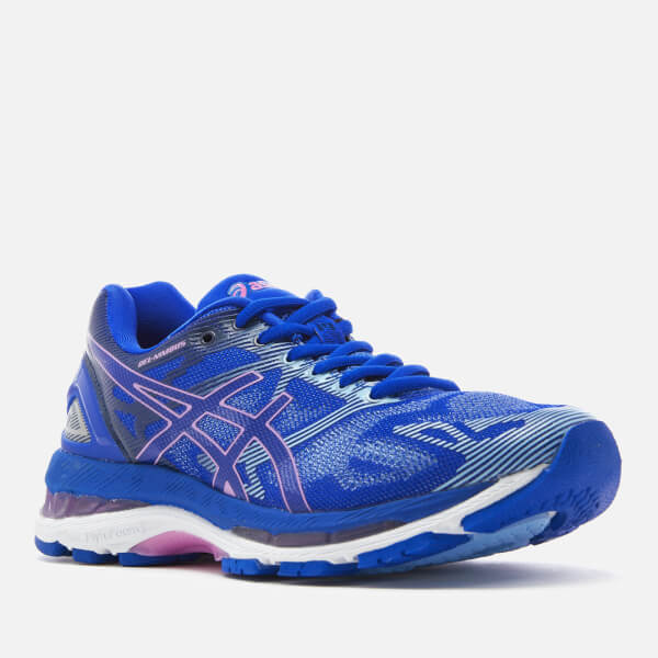 cfcb4b452a2a42 Asics Running Women s Gel-Nimbus 19 Trainers - Purple Sports ...