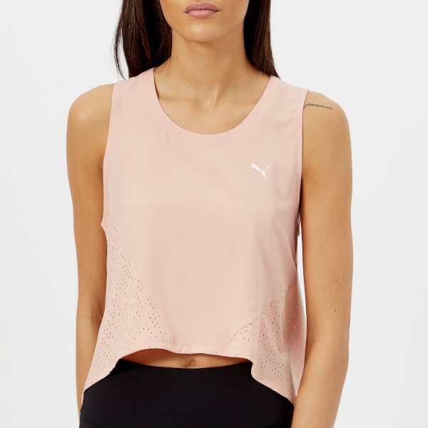 Puma Women's Evo Tank Top - - XS/UK 8 Classic Cheap Price Outlet Store Locations Fmy6O6tCPr