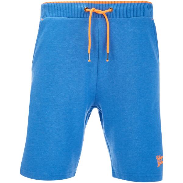 Tokyo Laundry Men's Lawes Sweat Shorts - Cornflower Blue
