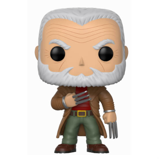 Marvel X-Men Old Man Logan EXC Pop! Vinyl Figure