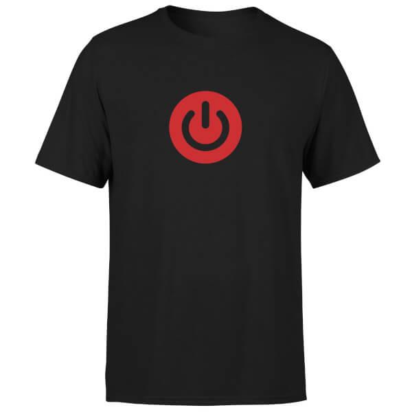 Power On T-Shirt - Black