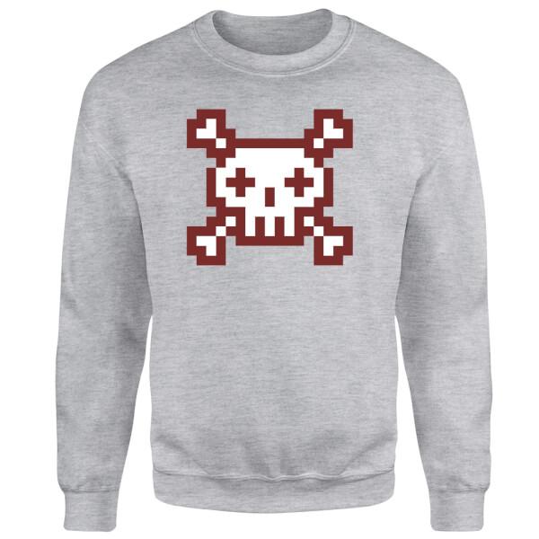 You are Dead Gaming Sweatshirt - Grey