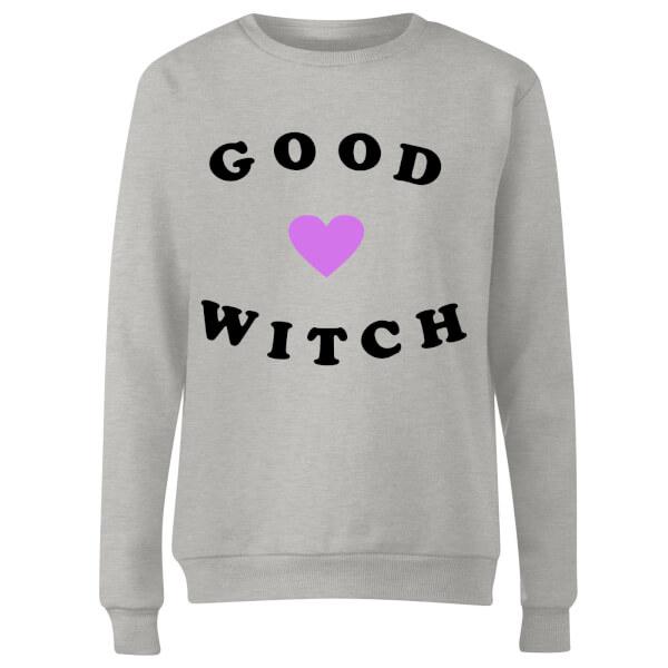 Good Witch Women's Sweatshirt - Grey