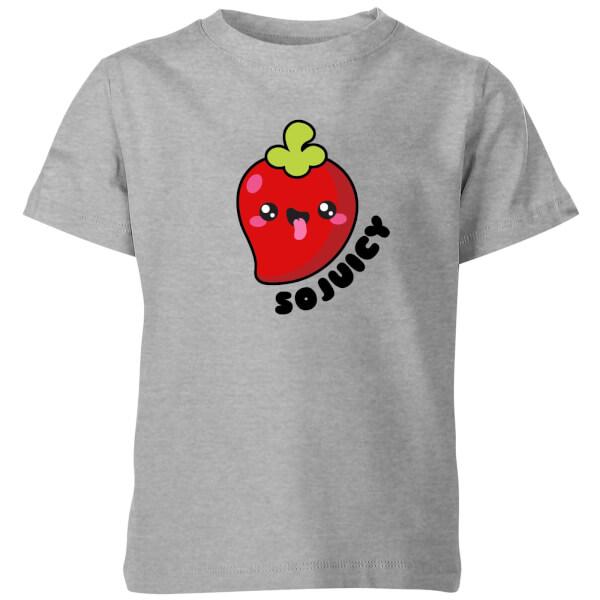 So Juicy Kids T-Shirt - Grey
