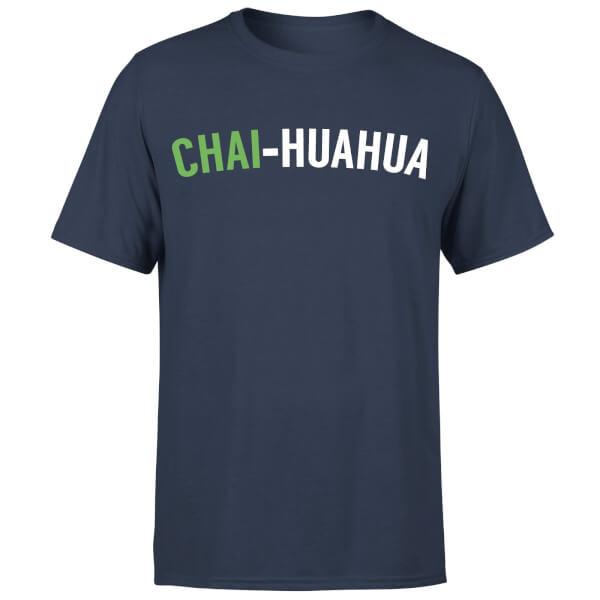 Chai-huahua T-Shirt - Navy