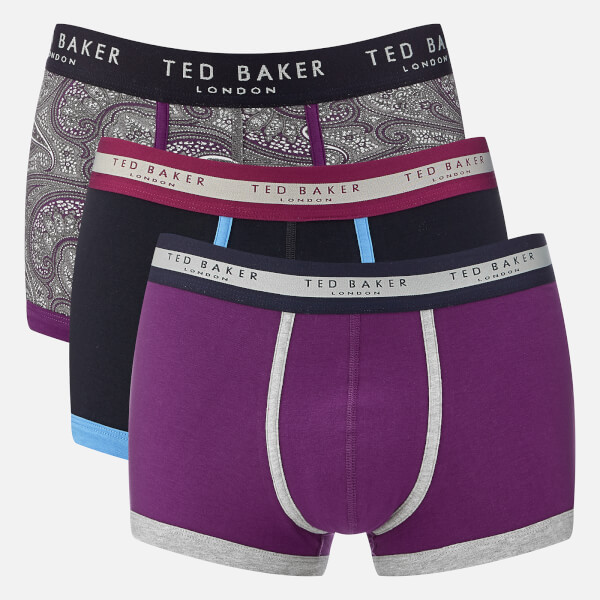 Ted Baker Men's Geena 3 Pack Boxer Shorts - Multi