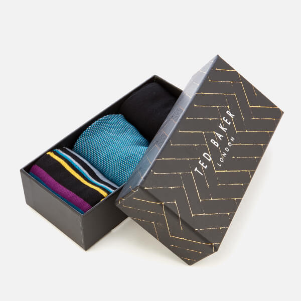 0e5e2d44b Ted Baker Men s Bonila Sock Set - Multi  Image 2