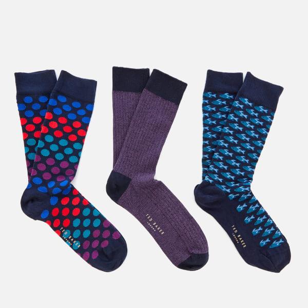 Ted Baker Men's Reldi Sock Set - Multi