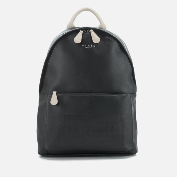 Ted Baker Men's Embossed Backpack - Black
