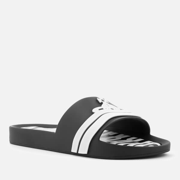 25a78efecd4061 Vivienne Westwood for Melissa Women s Beach Slide Sandals - Black Contrast   Image 2