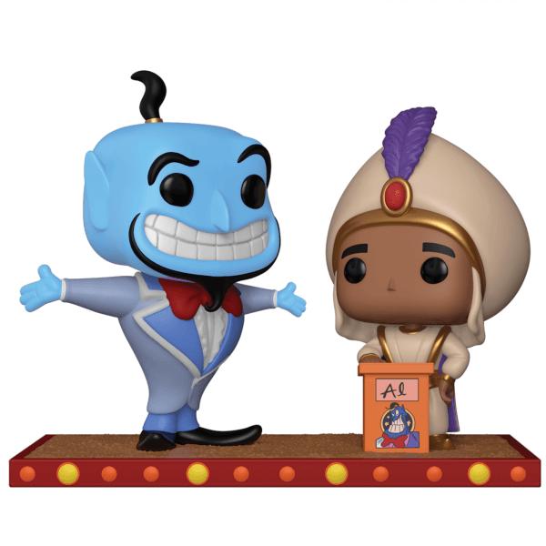 Aladdin Genie Pop! Movie Moment