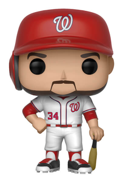 MLB Bryce Harper Pop! Vinyl Figure