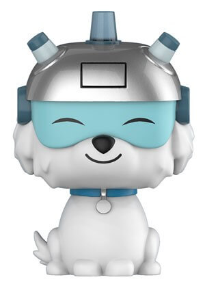 Rick and Morty Snowball Dorbz Vinyl Figure