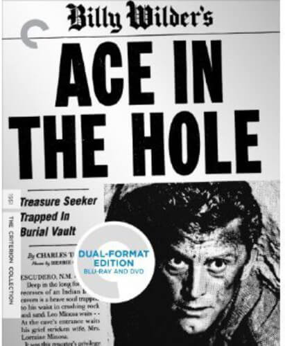 Criterion Collection: Ace In The Hole