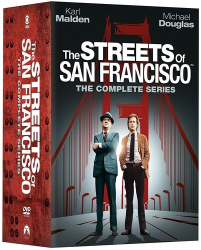 Streets Of San Francisco: The Complete Series