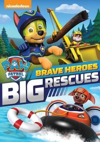 Paw Patrol: Brave Heroes Big Rescues