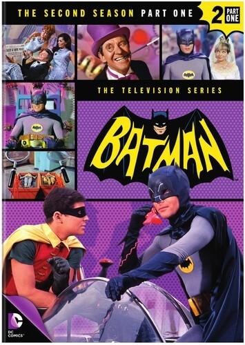 Batman: Season Two Part One
