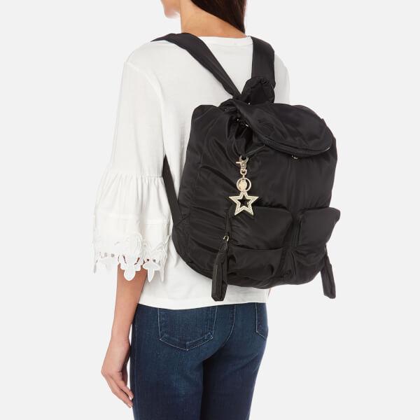 37a42c0b537e See By Chloé Women s Joy Rider Nylon Backpack - Black  Image 3