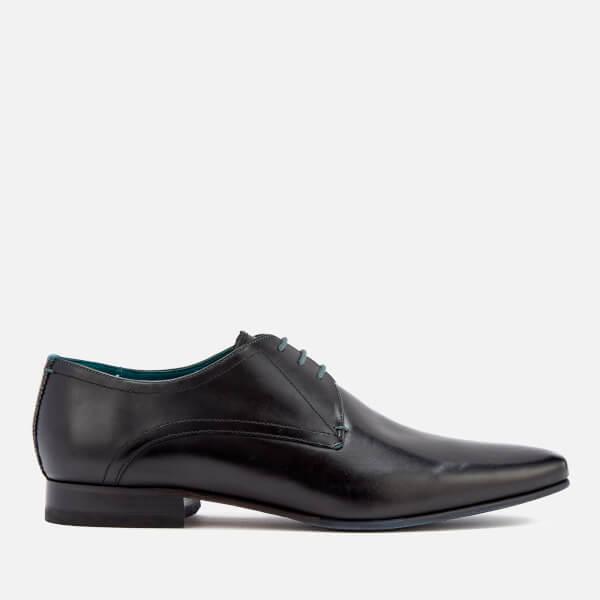 Ted Baker Men's Bhartli Leather Derby Shoes - Black