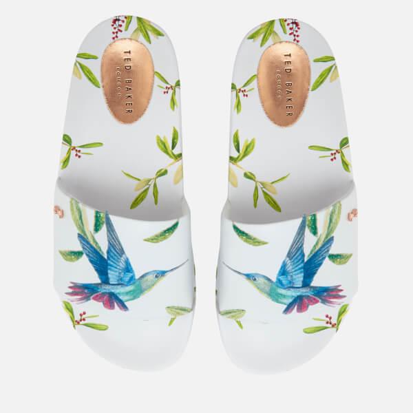 Ted Baker Women's Aveline Slide Sandals - Highgrove Hummingbird