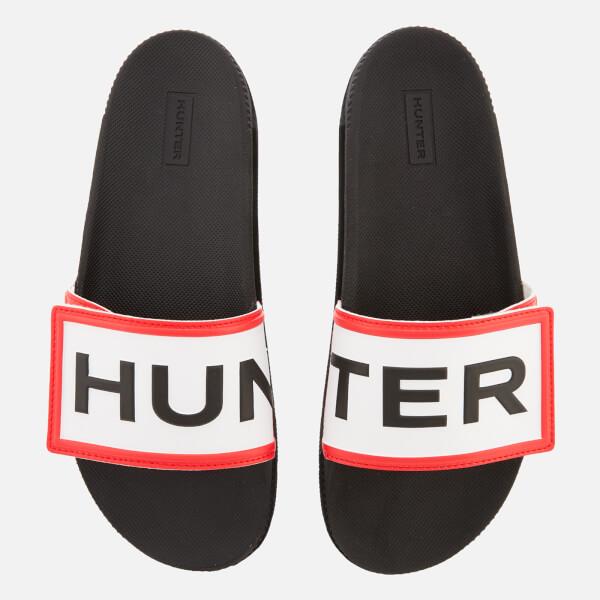 Hunter Original Adjustable Logo Slide Sandal (Women's) eXl7Ipj2CW