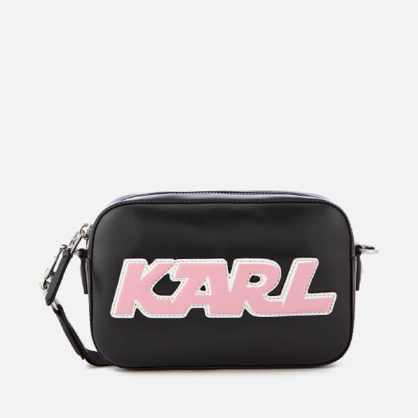Karl Lagerfeld Women's K/Sporty Camera Bag - Black