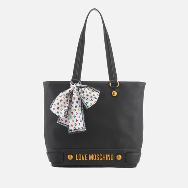 Love Moschino Women's Shopper Bag - Black
