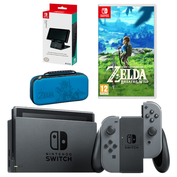 Nintendo Switch Legend Pack