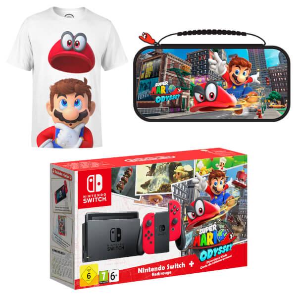 Nintendo Switch Odyssey Pack