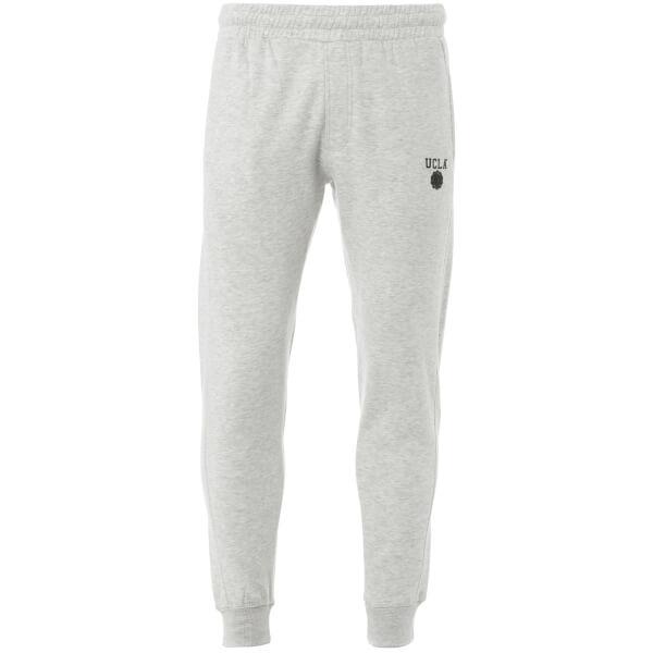 UCLA Men's Peterson Logo Sweatpants - Light Grey Marl