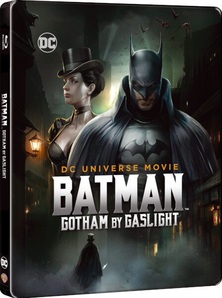 Gotham By Gaslight - Limited Edition Steelbook