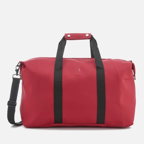 RAINS Weekend Bag - Scarlet