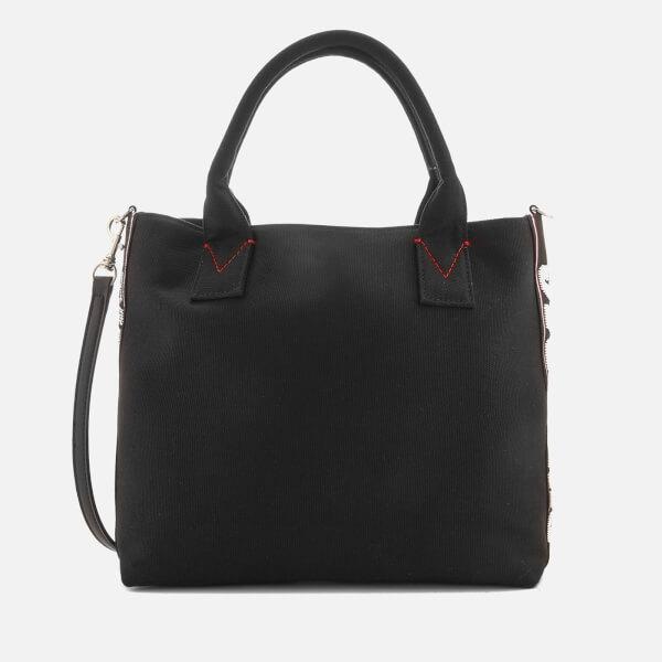 Pinko Women's Abadeco Shopping Tote Bag - Black