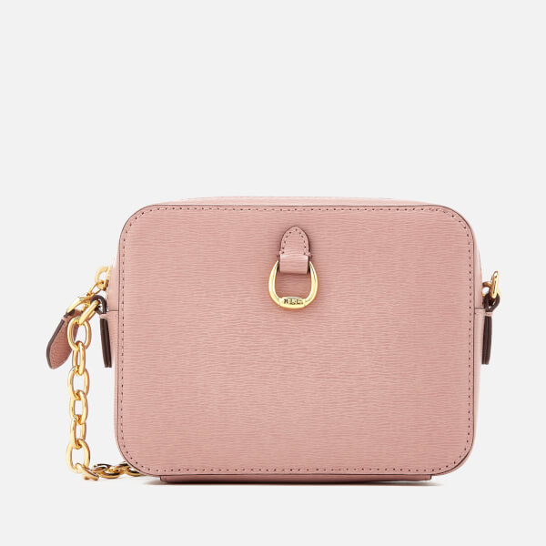 189f079991f7 Lauren Ralph Lauren Women s Bennington Small Camera Bag - Rose Smoke  Image  1