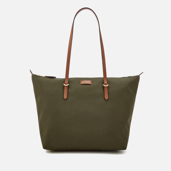 Lauren Ralph Lauren Women's Chadwick Shopper Bag - Lauren Green