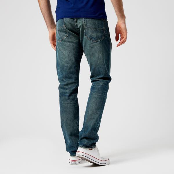 39be211cdb5d Polo Ralph Lauren Men s Sullivan 5 Pocket Slim Denim Jeans - Traverse Wash   Image 2