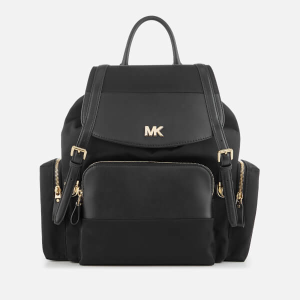 MICHAEL MICHAEL KORS Women s Mott Changing Bag Backpack - Black  Image 1 8c0b260e86