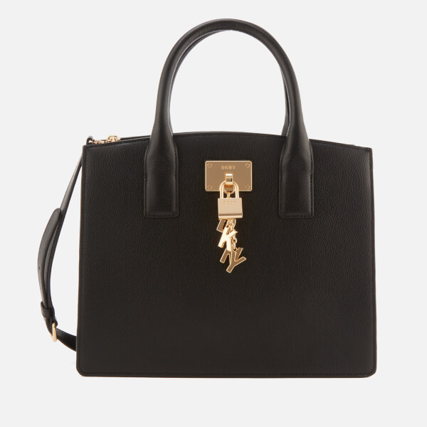 DKNY Women's Elissa Tote Bag - Black