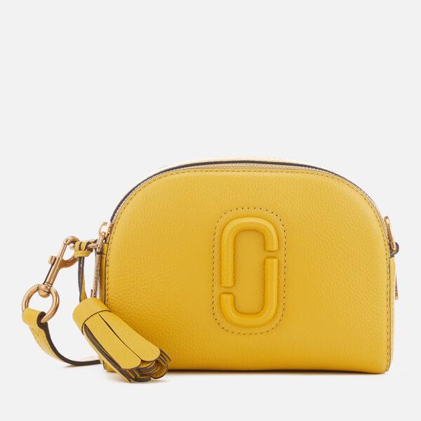 Marc Jacobs Women's Shutter Cross Body Bag - Sunshine