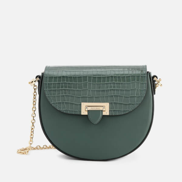 Aspinal of London Women's Portobello Bag - Sage