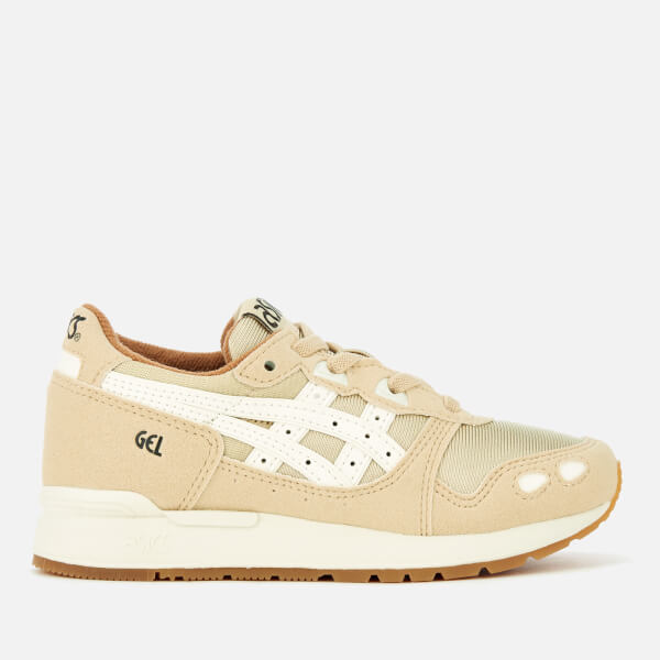 Asics Lifestyle Kids' Gel-Lyte Ps Trainers - Marzipan/Whisper White