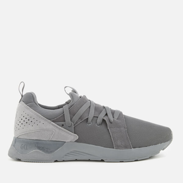 Asics Lifestyle Men's GEL-Lyte V Sanze Mesh Trainers - Carbon/Stone Grey