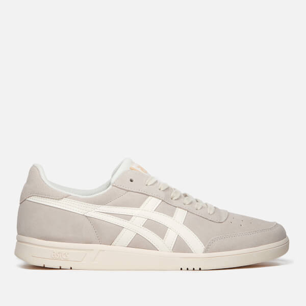 Asics Lifestyle Men's Vickka Suede Court Trainers - Cream