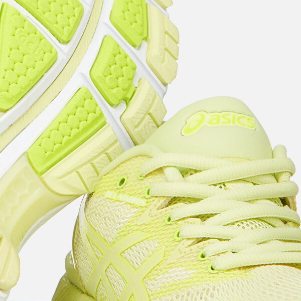 e62b2333c7f3 Asics Running Women s Gel-Nimbus 20 Trainers - Limelight Limelight Safety  Yellow
