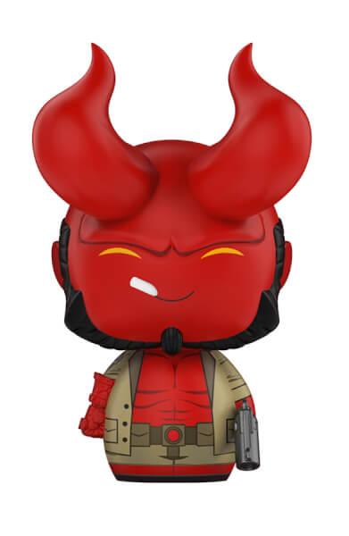 Hellboy with Horns Dorbz Vinyl Figure